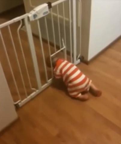 Следите за своим ребенком - или он сбежит от вас буквально за 1 минуту!