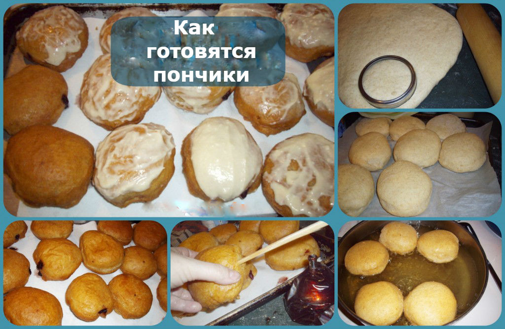 Вот как дома приготовить идеальные пончики, состав которых вы знаете на 100%