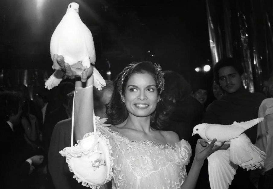 Бьянка Джаггер: биография с фото