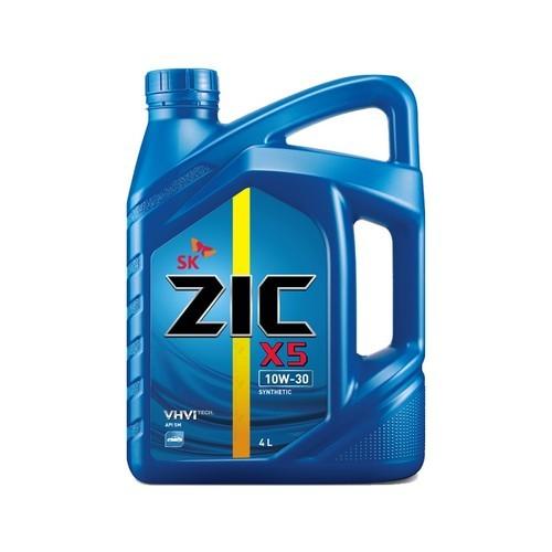 Масло моторное ZIC: обзор, технические характеристики, отзывы