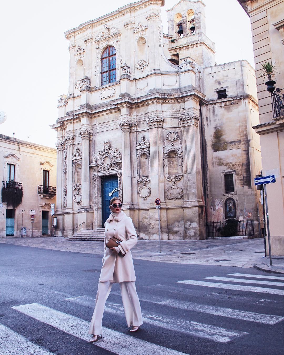 Гламурная итальянская бабушка доказывает в Instagram, что старение можно остановить