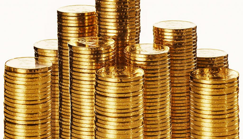 Золотые монеты Сбербанка России - надежные вложения