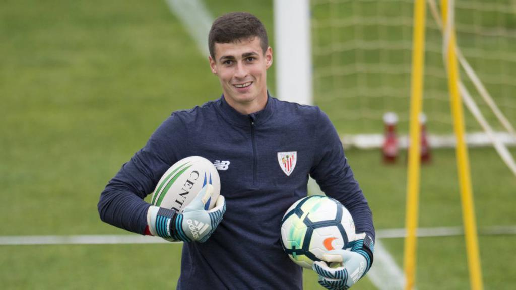 Биография испанского футболиста Кепы Аррисабалаги