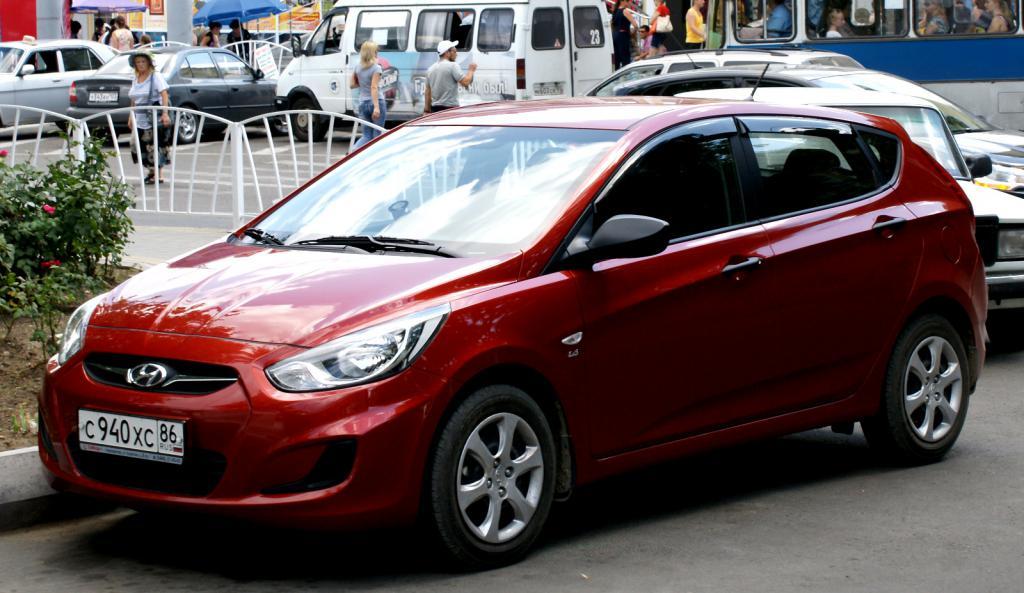Hyundai Solaris хэтчбек: технические характеристики, обзор и отзывы
