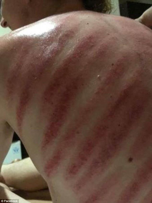 На Бали ему сделали массаж ″Красный дракон″. Он просто не знал, что это такое!...