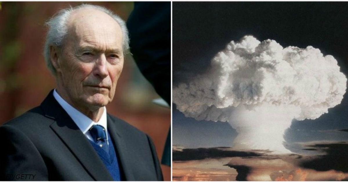 Умер 99-летний норвежец, который сорвал ядерную программу Гитлера