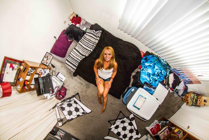 Вот как выглядят спальни молодежи в 19 разных странах мира