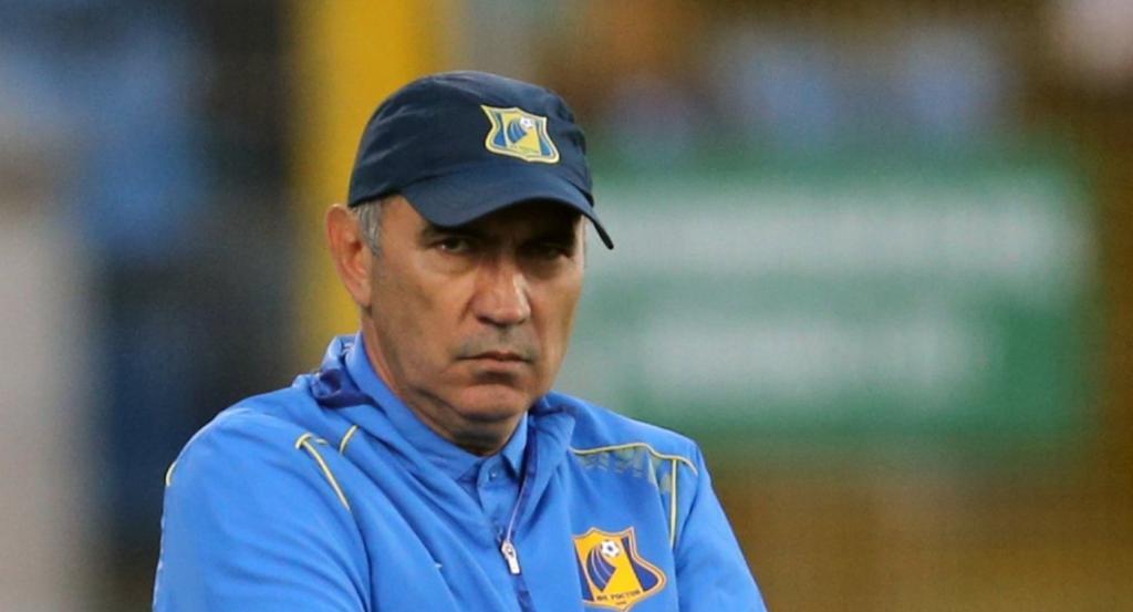 Биография футбольного тренера Курбана Бердыева