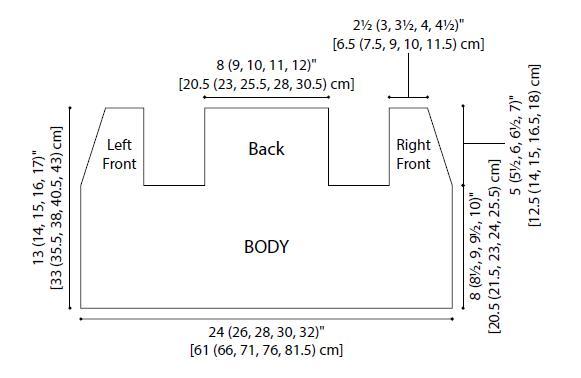 Жилетка для девочки спицами: фото модели, схема с подробным описанием, интересные идеи декорирования