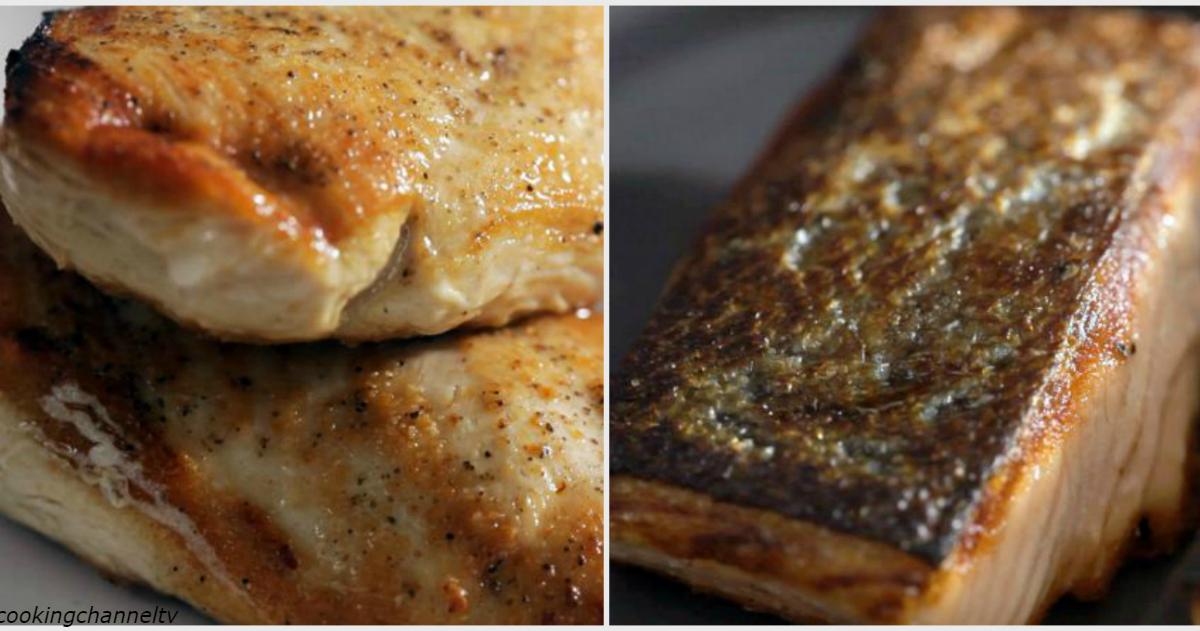 11 правильных советов о том, как правильно жарить мясо и рыбу