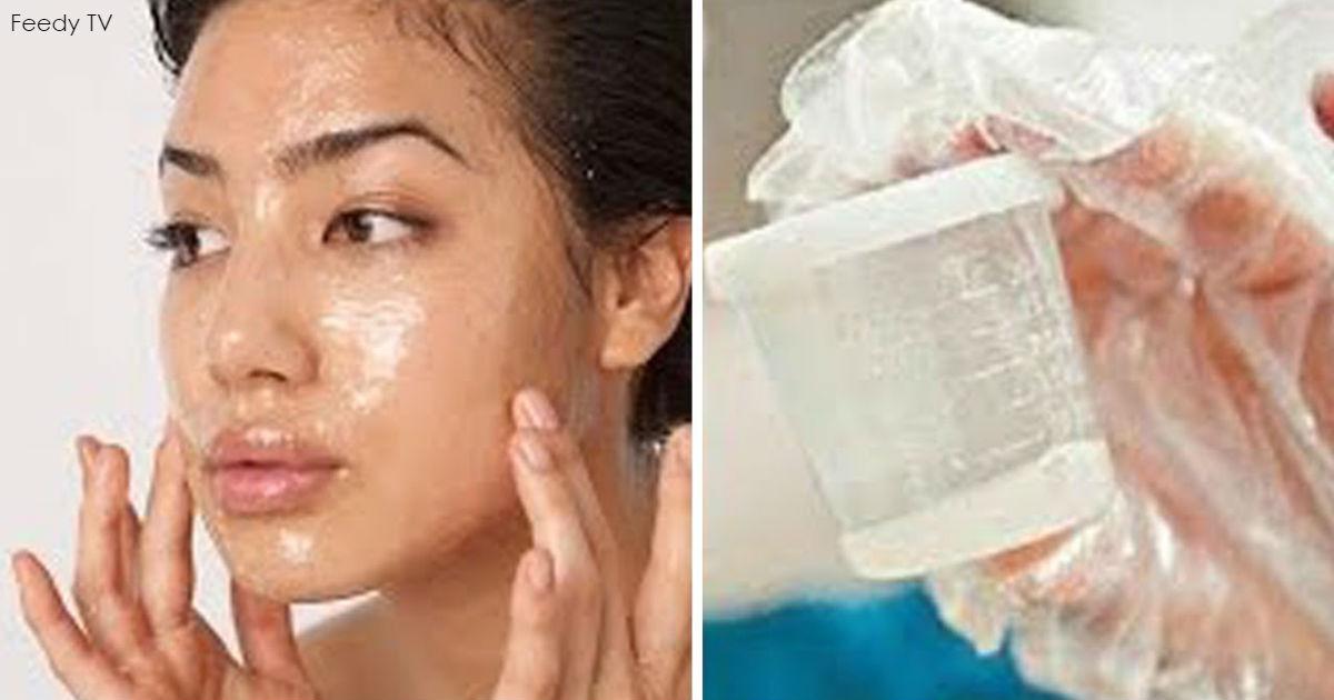 за 10 мл: азиаты придумали совершенно безумную маску для лица