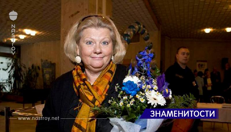 Никакой пластики: 69-летняя Ирина Муравьева впервые за долгое время вышла в свет