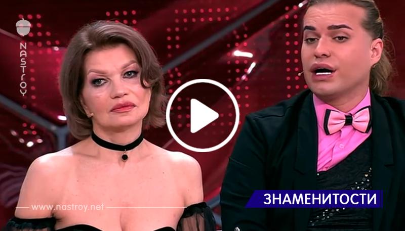 Престарелая жена Гогена Солнцева появилась в эфире Малахова после пластики и шокировала всех новой внешностью…