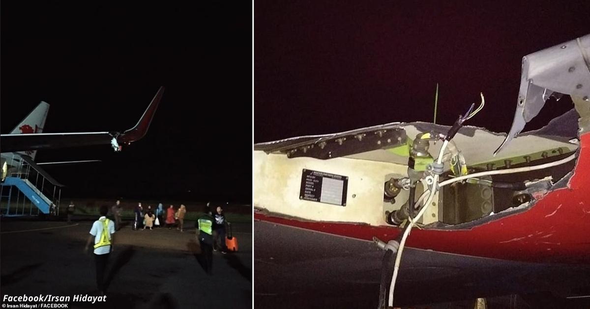 Авиакатастрофа в Индонезии: Самолет врезался в столб всего через неделю после гибели 189 людей