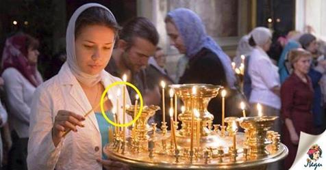 Как правильно ставить свечи в церкви: за себя, родных, врагов…