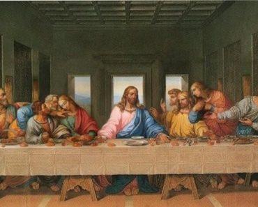 Секреты фрески Леонардо да Винчи Тайная вечеря