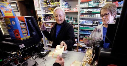 Ошибка продавца помогла женщине выиграть целое состояние