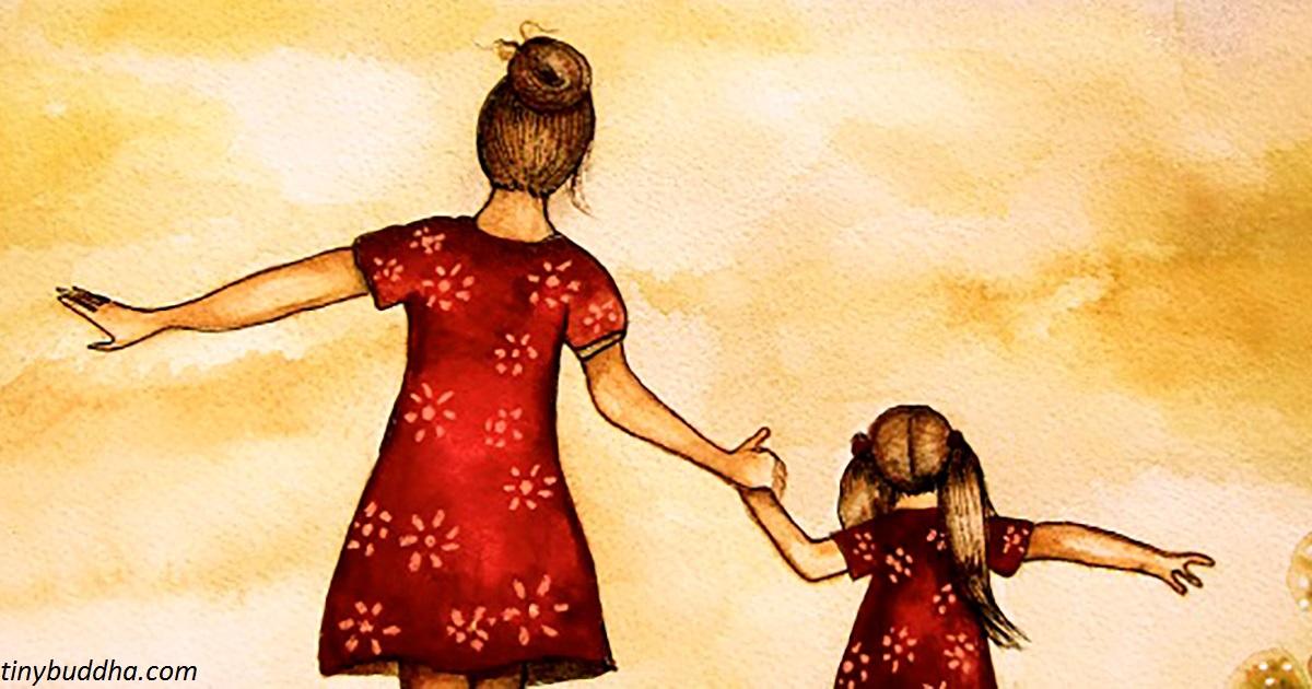 Когда она вырастет, я посмотрю своей дочери в глаза и скажу ей несколько вещей