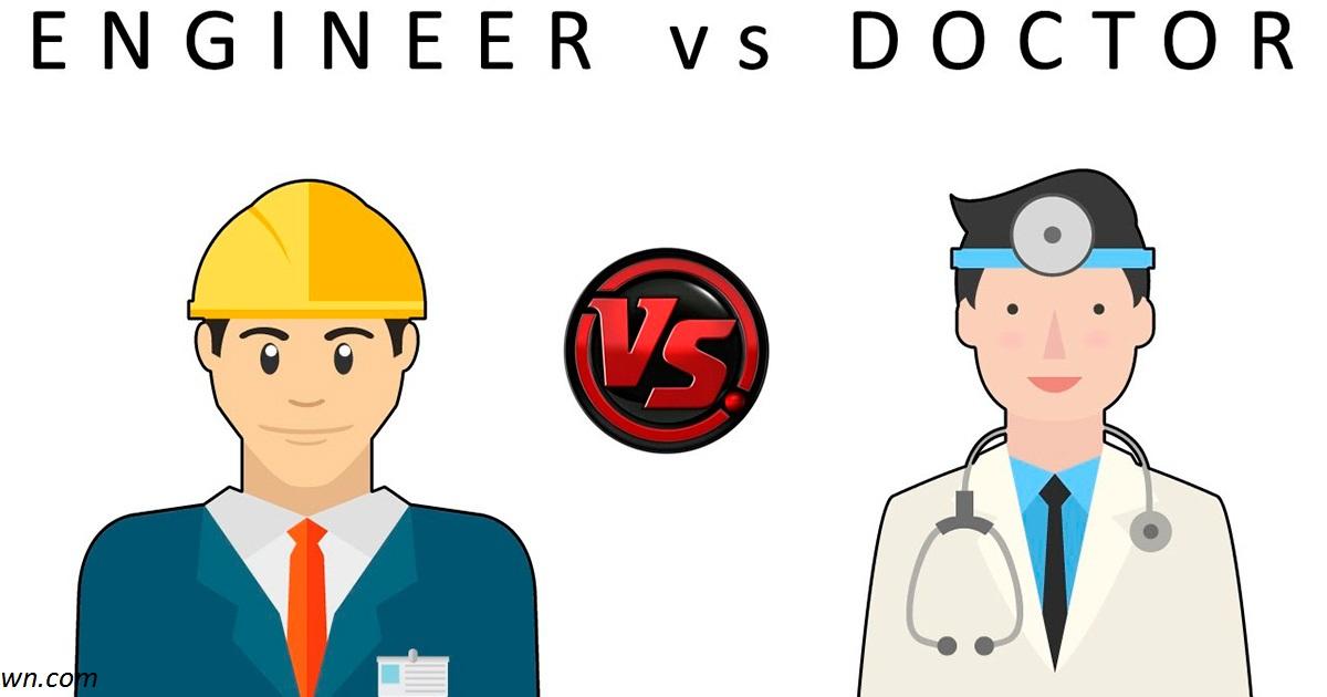 Кто умнее: инженер или доктор? Вот притча, которая знает ответ