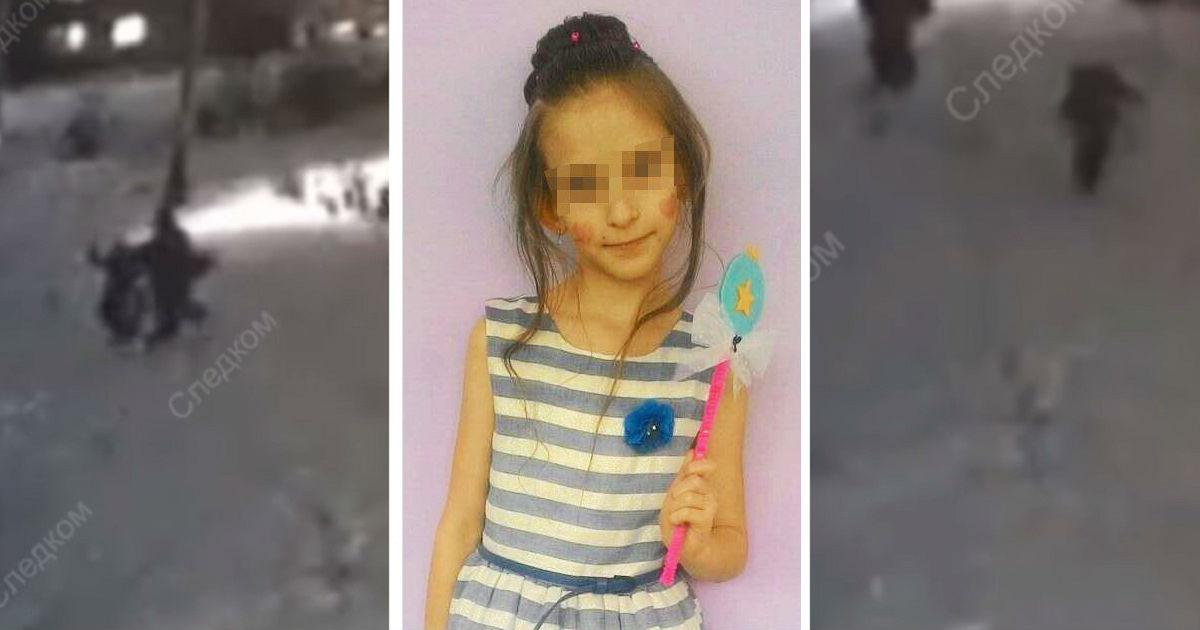 10 летняя девочка отбилась от похитителя на улице. Потому что знала карате!