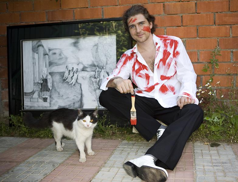 Андрей Кондрахин: биография, личная жизнь, звездный развод, картины и фото