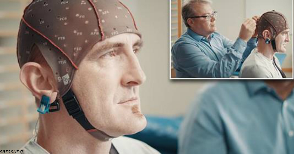 Искать пульт не придется: Samsung делает телевизор, управляемый мозгом