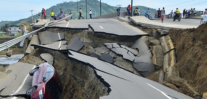 Украину ждёт мощное землетрясение - самое мощное в истории