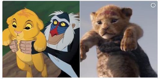 Первый трейлер нового «Короля Льва» окунёт вас в детство. Магия!