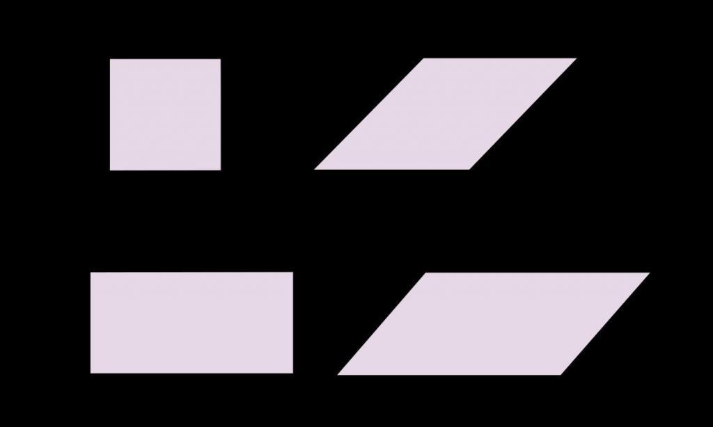 Как называется четырехугольник с прямыми углами?