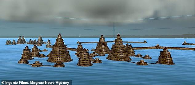 ″Может, это Атлантида?″ У берегов Испании нашли странный затопленный город