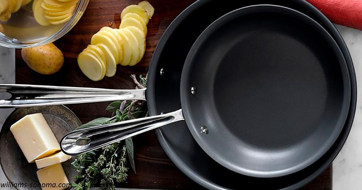 Химикаты, используемые в тефлоновых сковородках, провоцируют ожирение!  Вот  почему