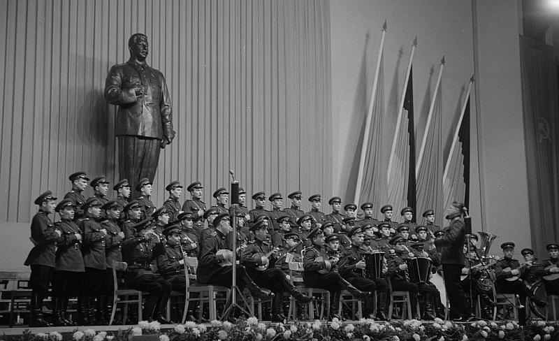 Ансамбль Александрова: солисты и песни