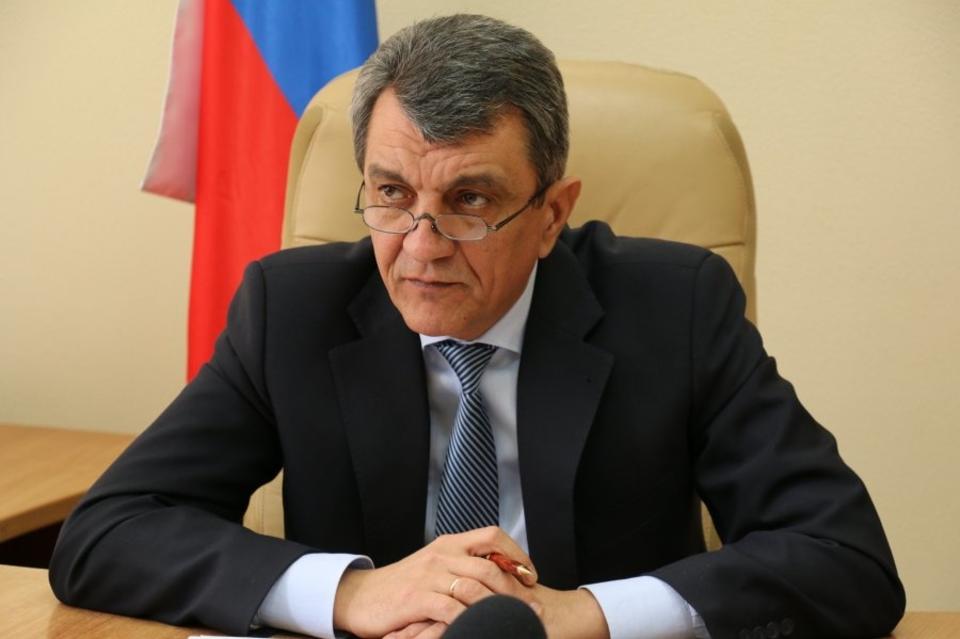 Сергей Меняйло: биография российского политика