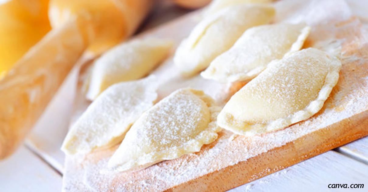 Воздушное тесто для вареников: самый правильный рецепт