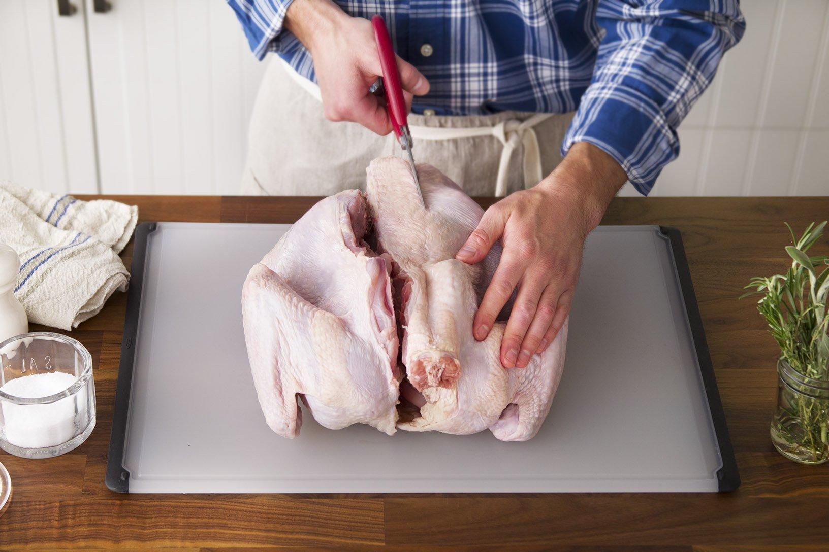 Секретная техника приготовления курицы, о который вы никогда раньше не слышали