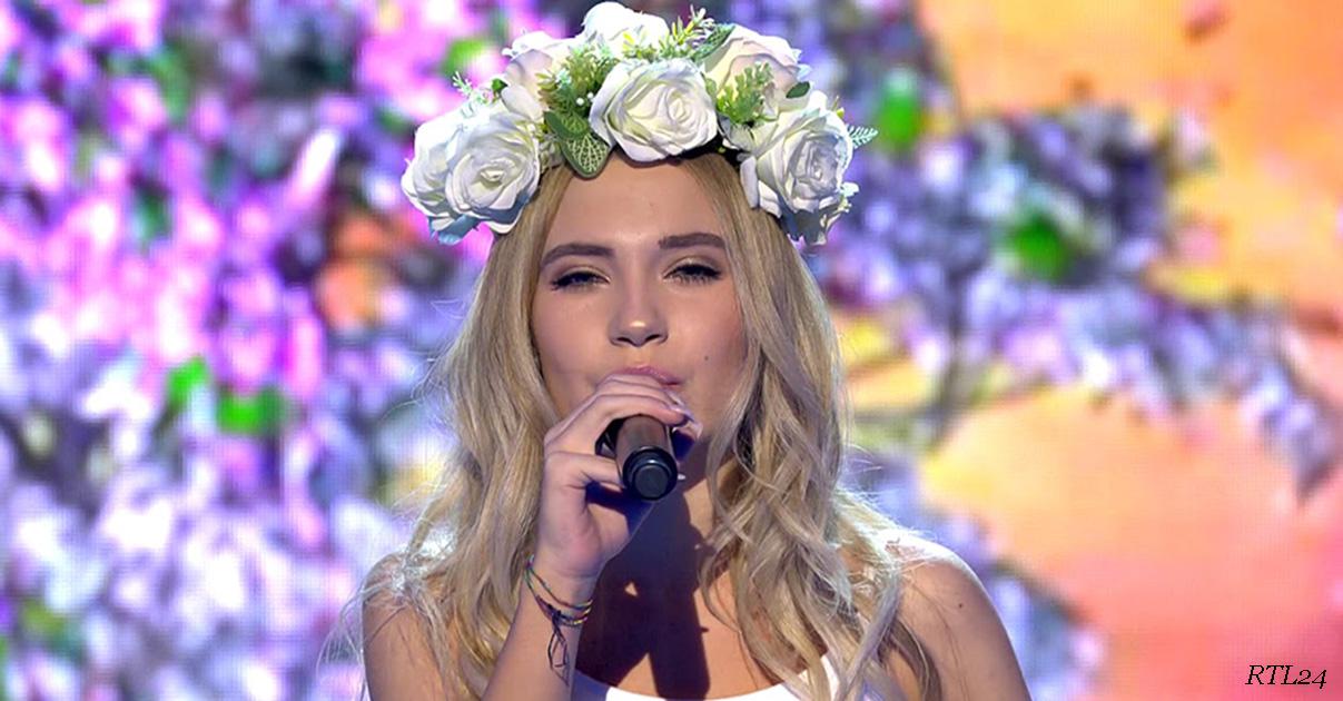 Девочка рискнула спеть одну из самых тяжелых песен мира. Зал не поверил своим ушам!