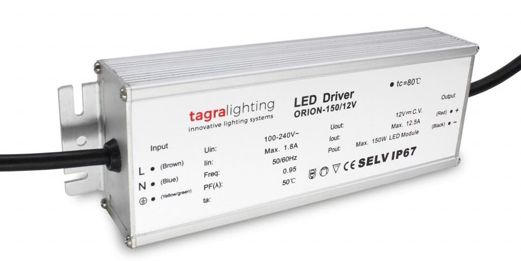 Блок питания для светодиодной ленты 12В: описание и отзывы