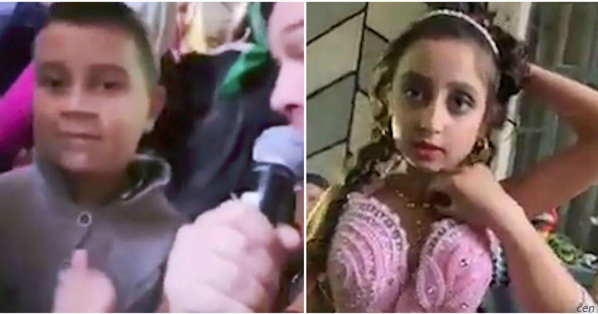 10-летнего мальчика женили на 8-летней девочке - таковы цыганские традиции