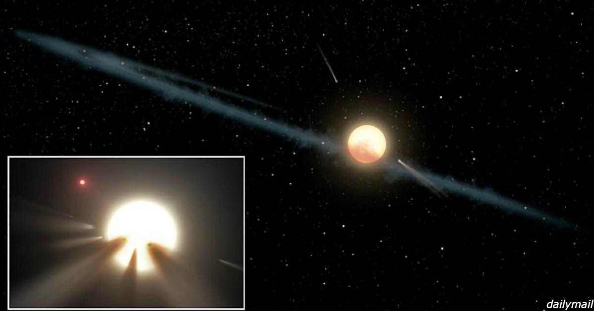 ″Ураган″ темной материи пронизывает Солнечную систему. Вот как это влияет на нас