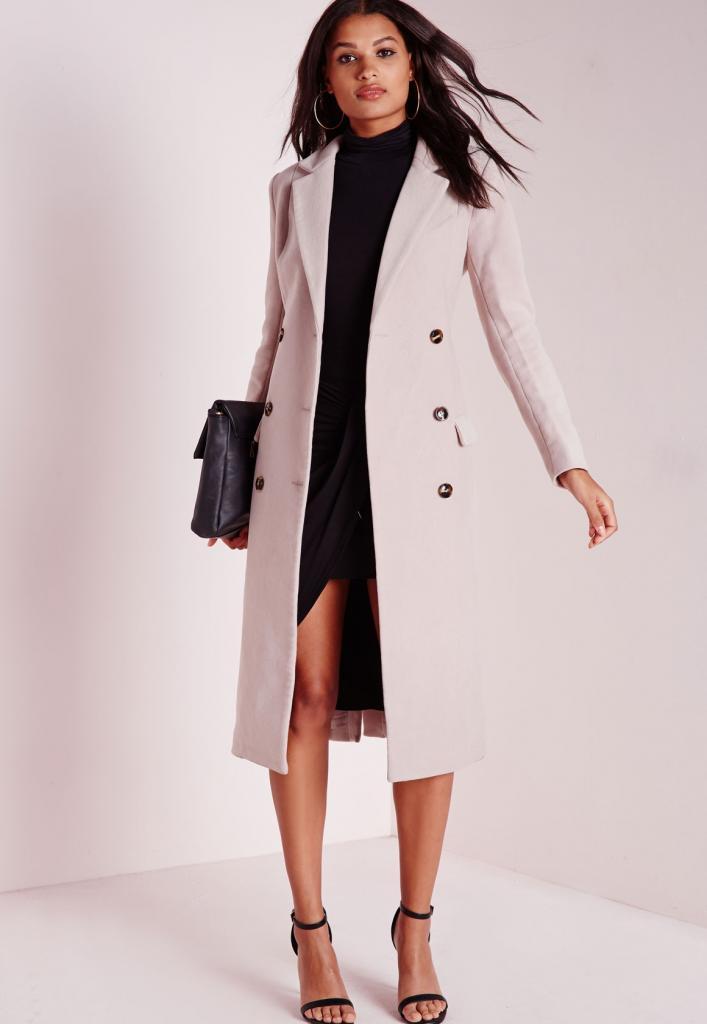 Какого рода «пальто»: правило и примеры предложений