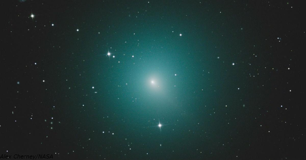Самая яркая комета 2018 года будет ближе всего к Земле в декабре