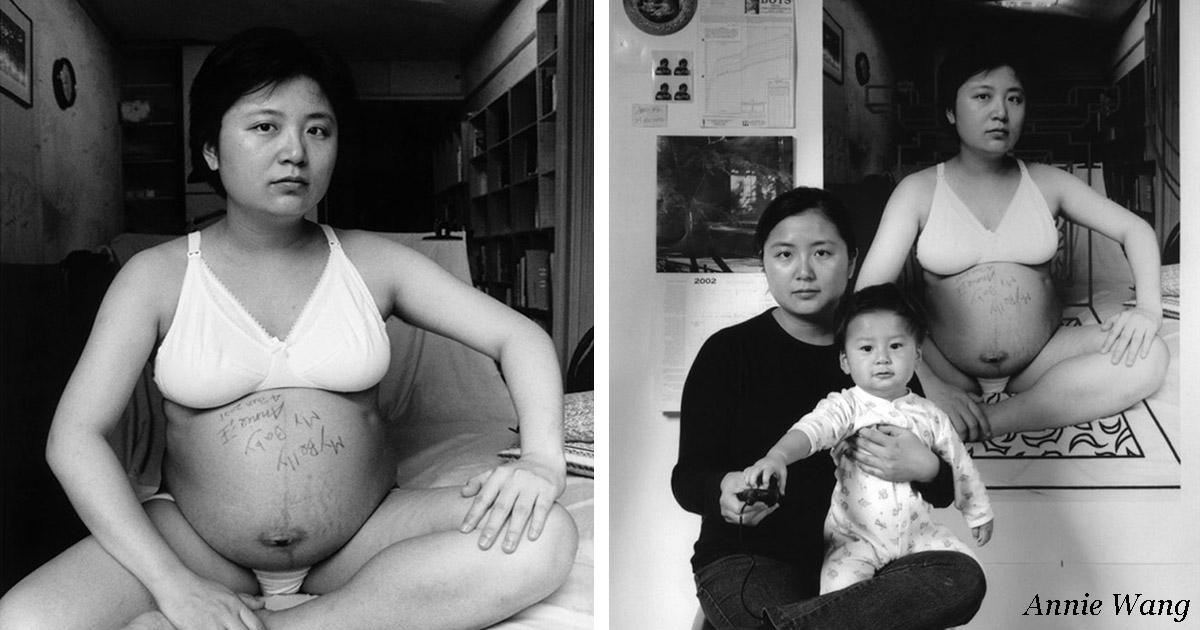 Она потратила 17 лет, чтобы запечатлеть взросление сына. Результат   сильный