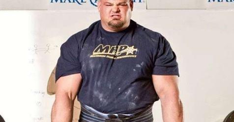 12 тысяч калорий в день: рацион самого сильного человека на Земле