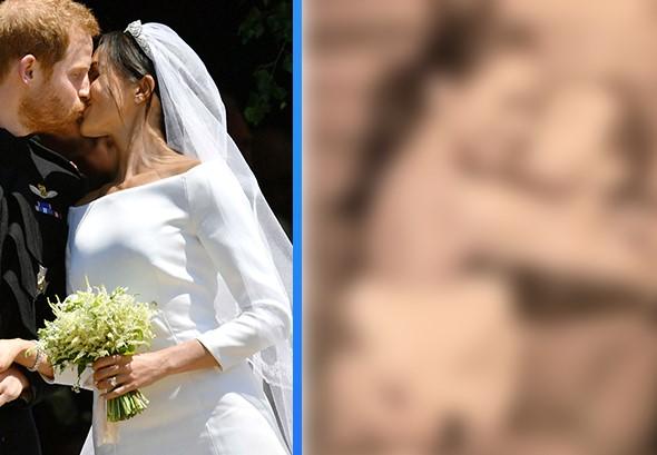 В Сеть слили интимное фото Меган Маркл с бывшим любовником