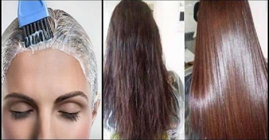 Эта невероятная маска вернет ваши поврежденные волосы к жизни!