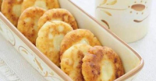 Яблочные сырники — идеальный завтрак.