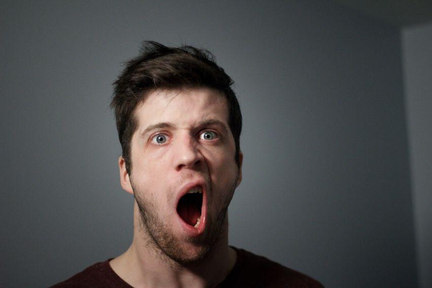 Не сдерживайте газы: эксперт говорит, что они могут выходить через рот
