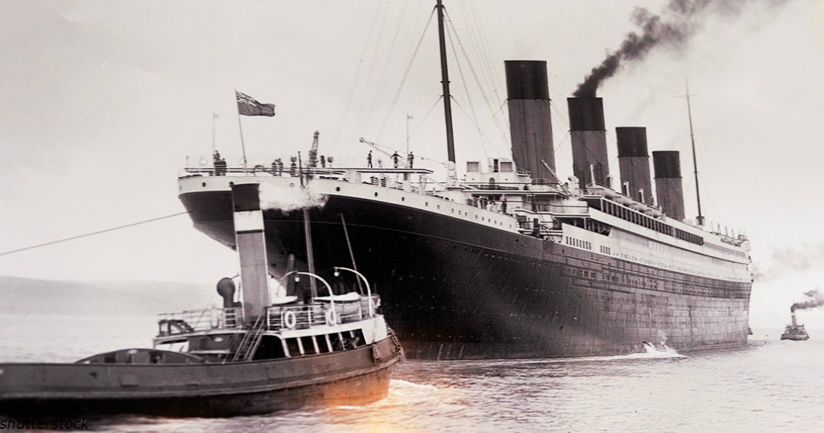 Как 6 китайских мужчин пережили катастрофу на ″Титанике″, узнали только сейчас