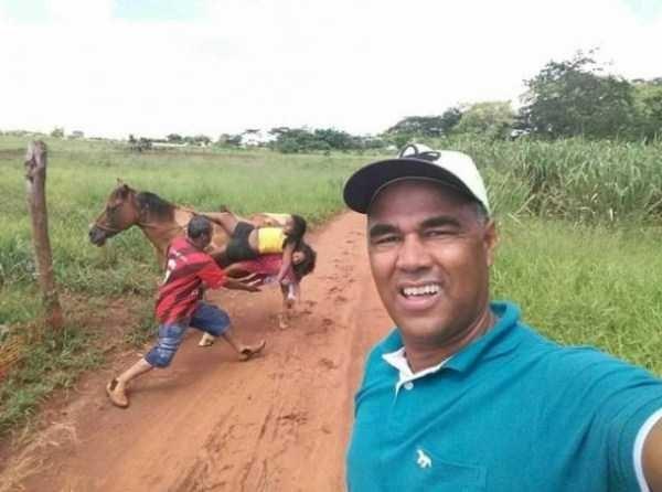 25 раз, когда кто-то сделал фото с животными в самый неподходящий момент