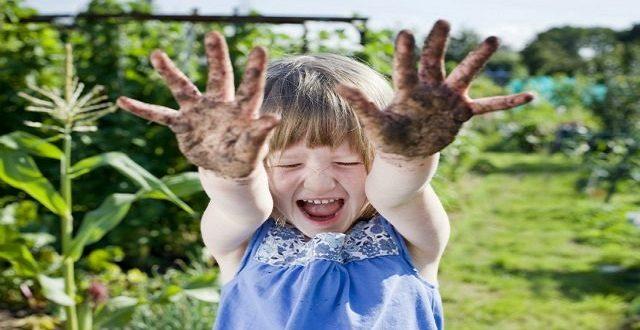 Чем больше времени дети на воздухе, тем больше антител в их организме!